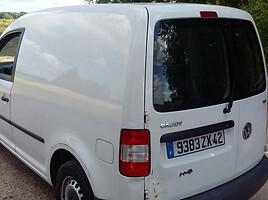 Volkswagen Caddy III 2006 г запчясти