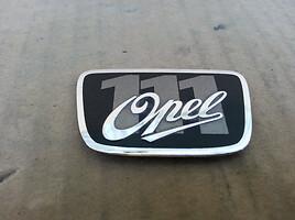 Opel Corsa 2011 m. dalys
