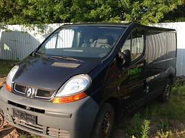 Renault Trafic   Грузовой микроавтобус
