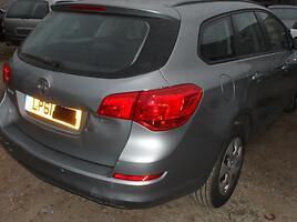 Opel Astra III Universalas 2011