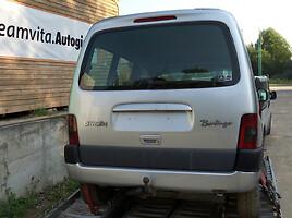 Citroen Berlingo I 1.9D EUROPA, 2003m.