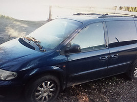 Chrysler Voyager III 2003 m. dalys