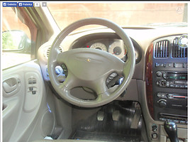 Chrysler Grand Voyager III, 2002m.