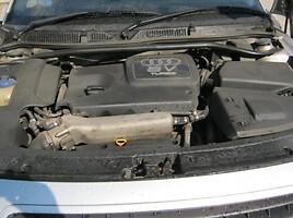 Audi Tt 8N 2001 m. dalys