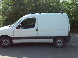 Citroen Berlingo I, 2001m.