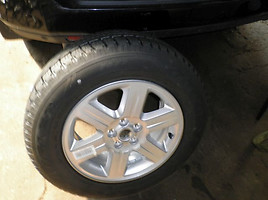 Land Rover FREELANDER Light alloy R17