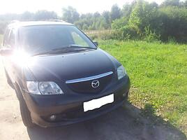 Mazda MPV  Europa Van