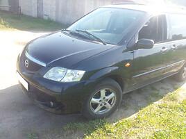 Mazda Mpv Europa 2003 m. dalys
