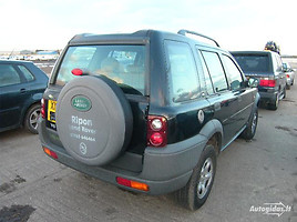 Land-Rover Freelander, 2000m.