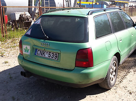 Audi A4 B5 1996 m. dalys