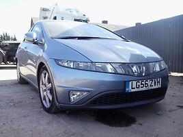 Honda Civic VIII 2007 m. dalys