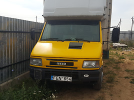 Iveco Daily 1992 m. dalys