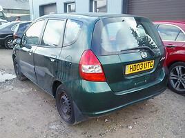 Honda Jazz II 2003 m. dalys