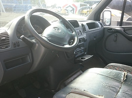 Mercedes-Benz Sprinter II 313CDI /95kw 2002 m. dalys