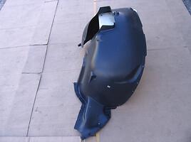 Skoda Yeti 2010 m dalys
