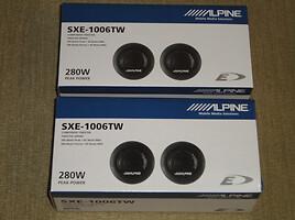 Garsiakalbis Alpine SXE,SPG,SPR pasirink