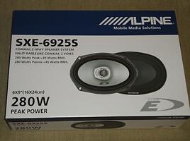 Alpine SXE,SPG,SPR pasirink