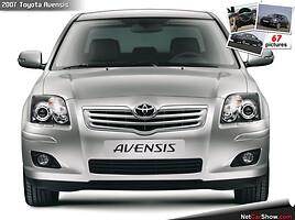 Toyota Avensis II  Hečbekas