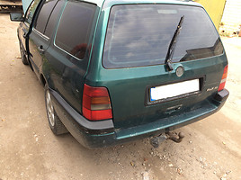 Volkswagen Golf III Kablys,El.Langai 1995 m. dalys