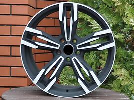 BMW R20 lengvojo lydinio ratlankiai