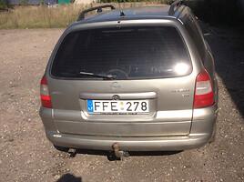 Opel Vectra B 1999 m dalys