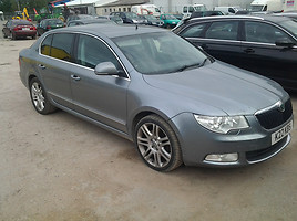 Skoda Superb II  Хэтчбек