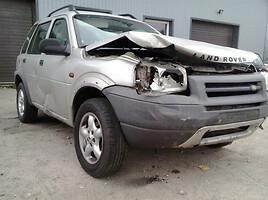 Land-Rover Freelander, 2001m.