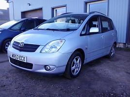 Toyota Corolla Verso, 2002m.