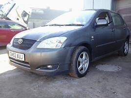 Toyota Corolla Seria E12