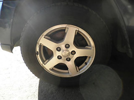 Jeep grand cherokee Light alloy R17