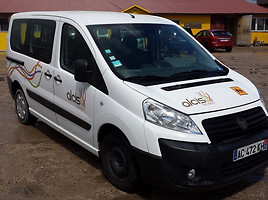 Citroen Jumpy Combi 2010 г. запчясти