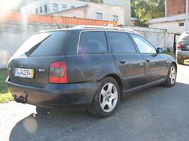 Audi A4 B6 Universalas 2002