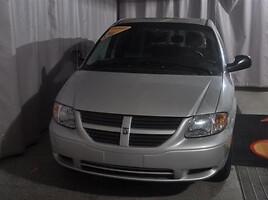 Dodge Caravan III 2002 m. dalys