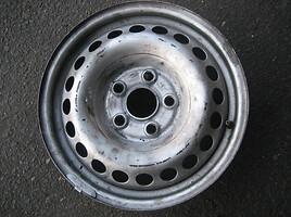 Volkswagen R16 plieniniai štampuoti  ratlankiai