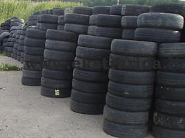 Bridgestone Cooper, Michelin &kt R16 universalios padangos lengviesiems