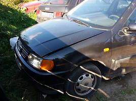 Volkswagen Polo III 1..3 geras44kw 1997 m. dalys