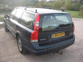 Volvo Xc 70 2002 m. dalys