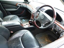 Mercedes-Benz S 320 W220 2000 г запчясти