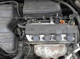 Honda Civic VII v tec 2002 m. dalys