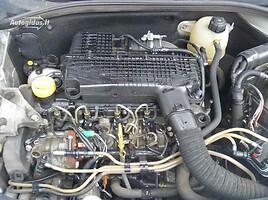 Renault Kangoo II dci, 2003m.