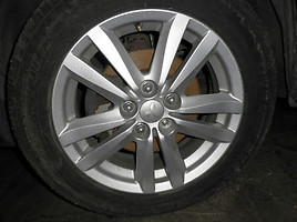 Mitsubishi ASX Light alloy R17