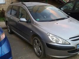 Peugeot 307 I HDI 2005 m. dalys