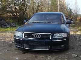 Audi A8 D3 2004 m dalys