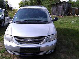 Chrysler Grand Voyager III  Vienatūris