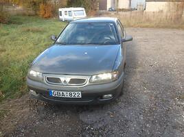 Renault Safrane   Седан