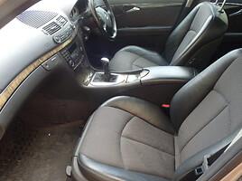 Mercedes-Benz E 220 W211 2003 m dalys