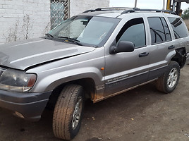 Jeep Grand Cherokee II 1999 y. parts