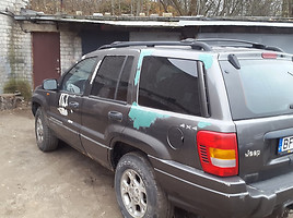 Jeep Grand Cherokee II Laredo 2001 г запчясти