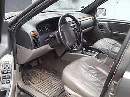 Jeep Grand Cherokee II Laredo 2001 y. parts