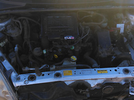 Toyota Yaris I 2002 y. parts